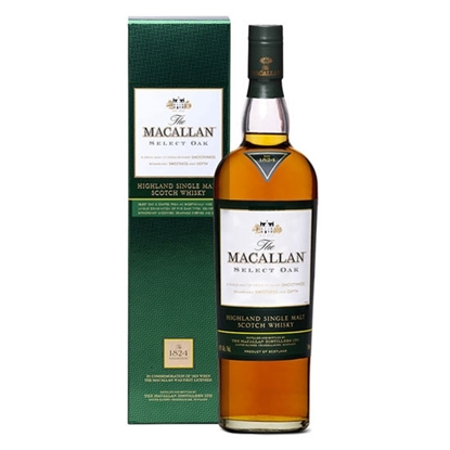 Picture of MACALLAN SELECT OAK MALT WH40%