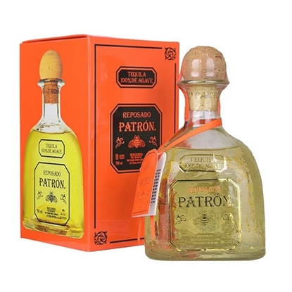 Picture of PATRON REPOSADO TEQUILA 40% 1 LT