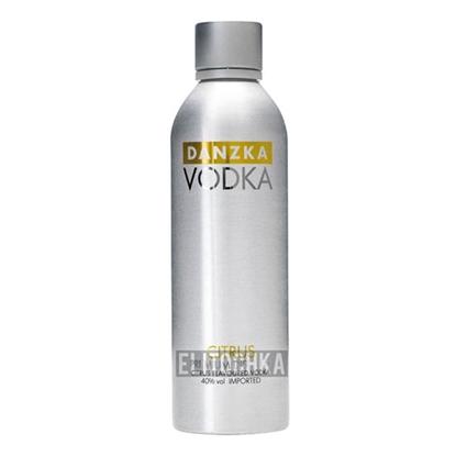 Picture of Danzka Citron Vodka  1LT