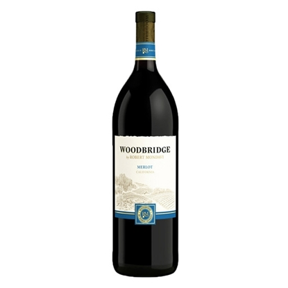 Picture of Robert Mondavi Woodbridge Merlot (750 ml.)