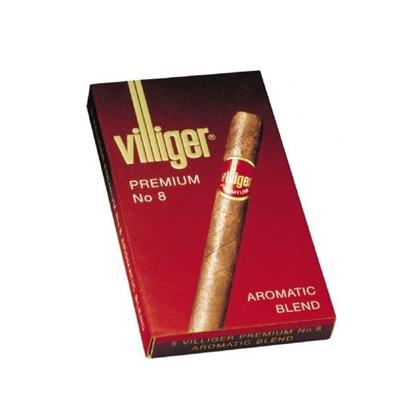 Picture of Villiger Premium No. 8 Cigars (20 Cigars)