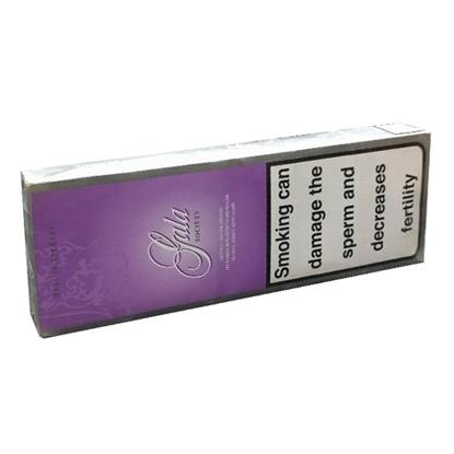 Picture of Gala Super Slim Lila Cigarettes